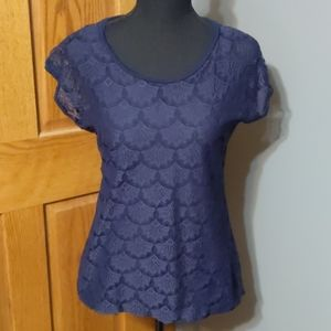 The Limited Lace Blouse